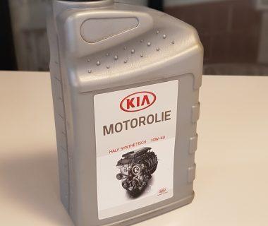Kia motorolie bestellen