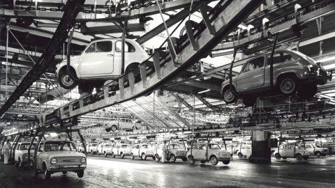 Afbeelding voor FCA gaat Mirafiori fabriek ombouwen tot EV fabriek