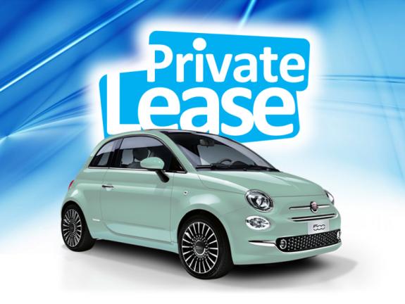 Afbeelding van Fiat Private Lease actie!