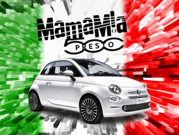 Afbeelding van Fiat 500 Presto!