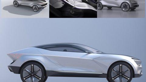 Afbeelding voor Kia Futuron Concept